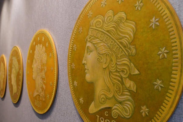 Faces of Liberty: Gold Coins Struck at the Charlotte Mint