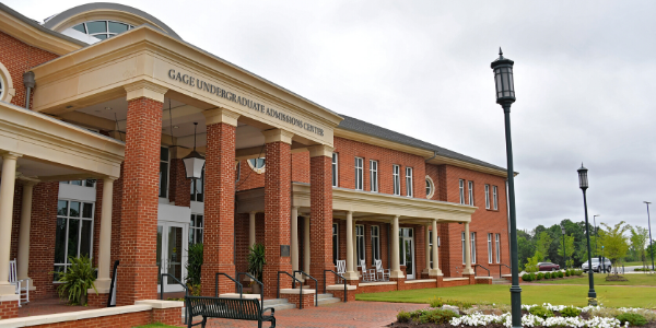 Gage Undergraduate Admissions Center