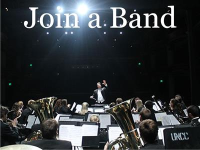 Join a Band