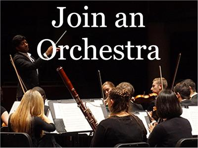 Join an Orchestra