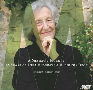 CD cover, Thea Musgrave