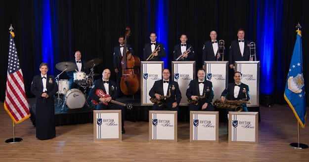 The USAF Heritage America Band