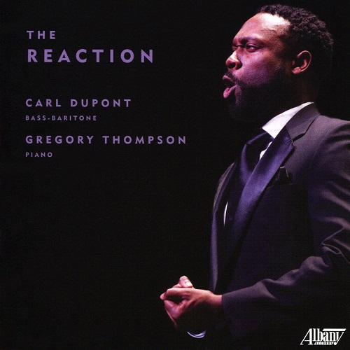The Reaction album cover