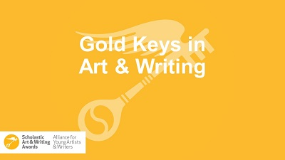 Gold Keys in Arts and Writing