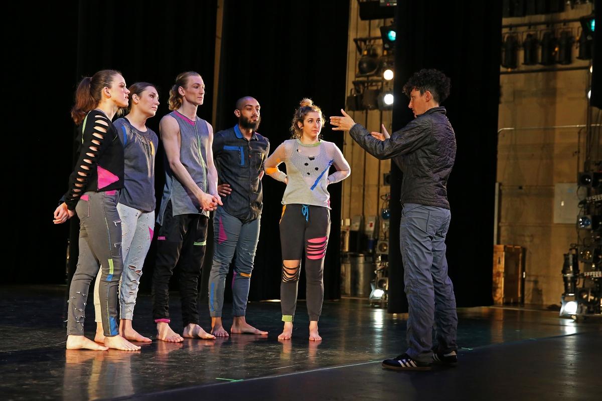 Certificate in Advanced Dance Studies photo