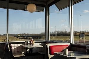 Waffle House scene