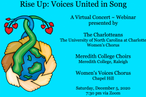 RIse Up: Voices United in Song
