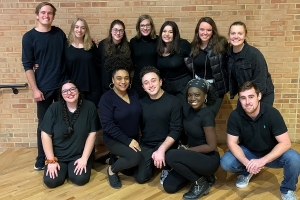 Musical Theatre students