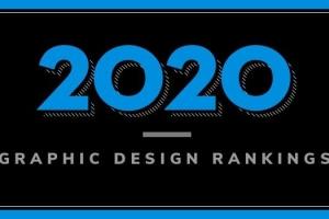 2020 Graphic Design Rankings