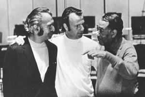 Dave Brubeck, Eric Kunzel, and Duke Ellington