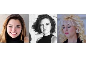 Gabi Shutt, Lilly Willis, Meredith Orrell