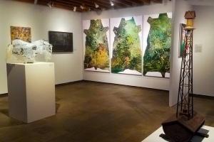 Rowe Gallery exhibition