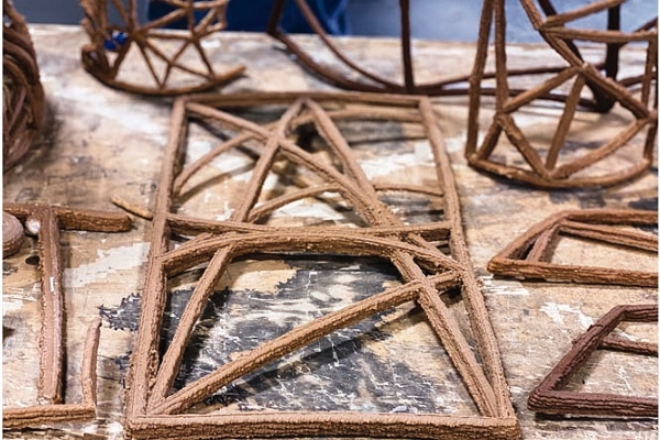 3D printed Wood
