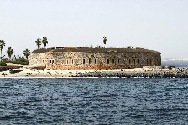Fort d'Estree in Senegal