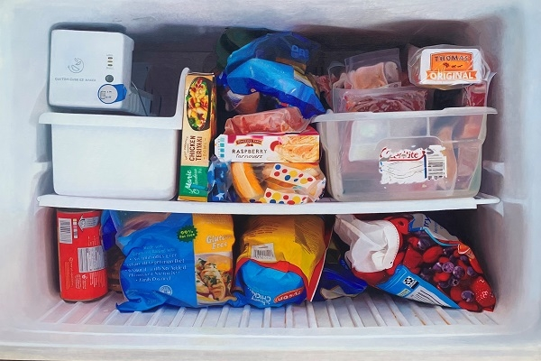 Freezer Box by Andrew Leventis