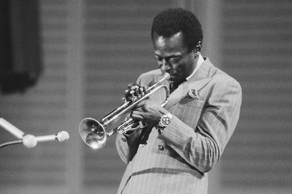 Miles Davis, Getty Images