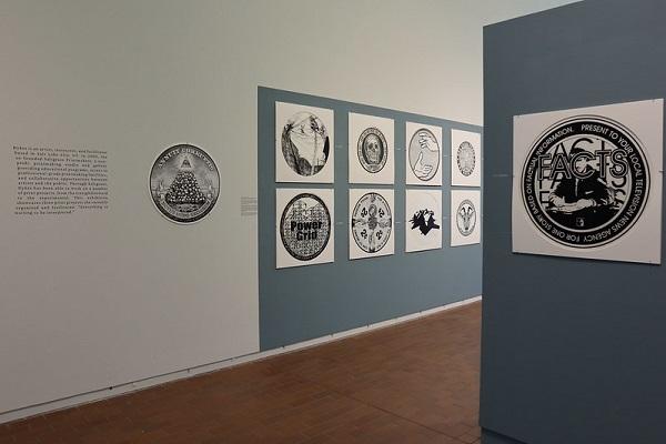 Projective Eye Gallery exhibition