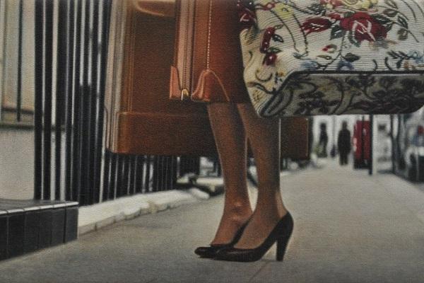 street scenes by Andrew Leventis