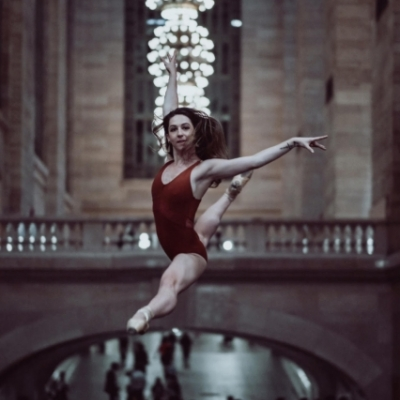 Laura Dearman Dance Alum